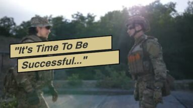 """It's Time To Be Successful..."""