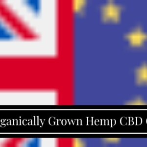 Organically Grown Hemp CBD Oil Products - Feel The Difference - CBDfx