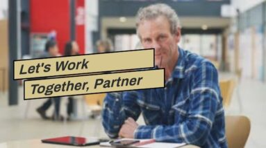 Let's Work Together, Partner With Anthony......