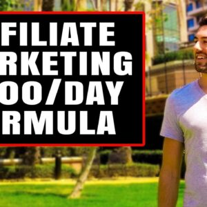 Affiliate Marketing For Beginners 2021 (EASY Step By Step Formula)