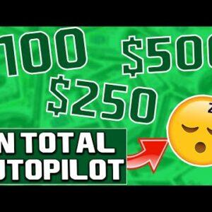 Autopilot Money Making System REVEALED ($$$ Even While Sleeping)