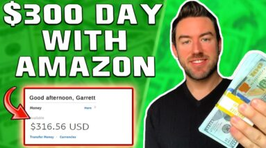 Amazon Affiliate Marketing For Beginners (A STEP BY STEP $300/DAY Tutorial!)