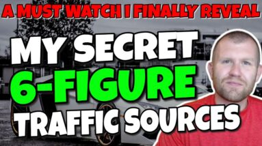 Best Traffic Sources For Affiliate Marketing - $600,000 In Commissions!