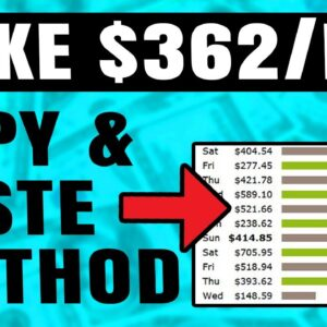 Copy/Paste Method To Make $362 Per Day (Clickbank and Instagram 2021)