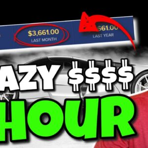 Earn $300-$1,000+ in ONE Hour | FREE Make Money Online 2021