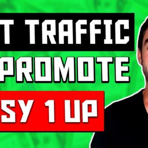 Easy 1 Up Traffic Source For DAILY $2000 Commissions!?