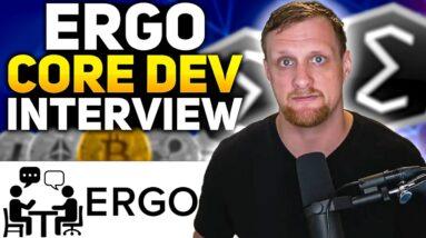 ERGO Core Dev Alexander Chepurnoy AKA Kushti Interview