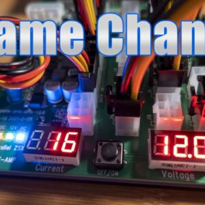 A Game Changer Again ??? REV 2 Parallel Miner ZSX AMP 16 Port Breakout Board
