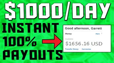 High Ticket Affiliate Programs 2021 l EASIEST Way To Make $1000/Day!