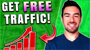 How To Get FREE Traffic For Affiliate Marketing (3 BEST Sources In 2021)
