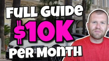 How To Make 10K A Month Online In 2021 (Full Guide)