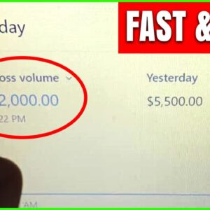How to Make Money Online Fast & Easy! (STUPIDLY SIMPLE)