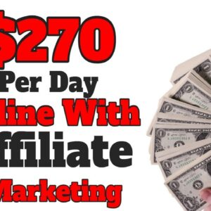 How To Make Money Online With Affiliate Marketing 2021