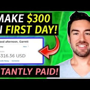 How To Make Money With Paypal Online 2021 ($300+ PER Day)