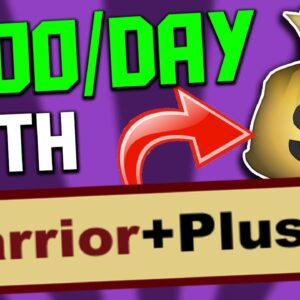 How To Make Money With Warrior Plus For Beginners! (FULL TUTORIAL)