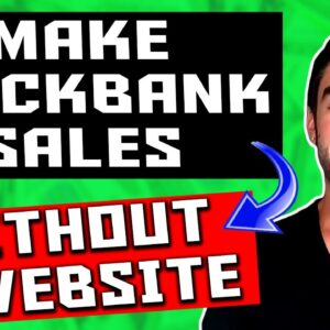 How To Promote Clickbank Products WITHOUT a Website! (3 EASY WAYS)