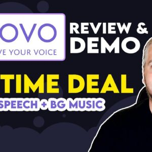 Lovo Review & Demo | Text To Speech With BG Music