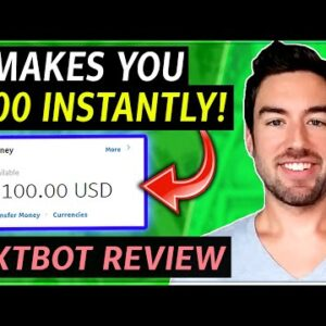 MADE ME $5300 ON AUTOPILOT! (Textbot.ai Review & Proof 2021)