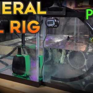 Mineral Oil Submerged GPU Crypto Mining Rig Build - Part 2