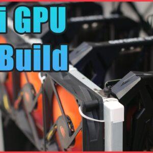 Mini GPU Mining Rig Build !!!
