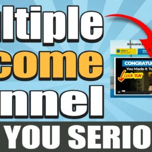 Multiple Income Funnel Review - What a Bunch of Bull Sh..*!