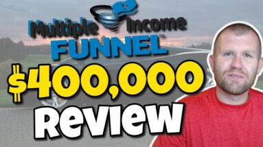 Multiple Income Funnel Review - DON'T JOIN BEFORE WATCHING! SERIOUSLY🛑🛑🛑
