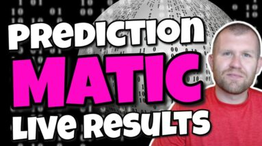 Polygon (MATIC): Price Prediction and Live Trading Results
