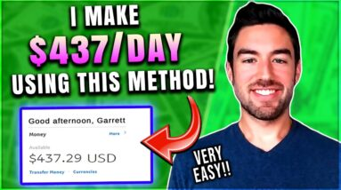 How I Make $437 Daily With This SECRET Traffic Source | Affiliate Marketing For Beginners 2021