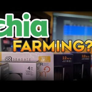 Should I Farm Chia Crypto (XCH)? Beginner Strategies, Pools, Hard Drives, SSD's and Budget Plotter