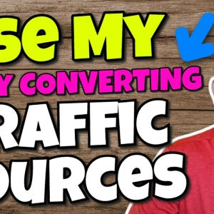 CRAZY CHEAP Traffic Source I used to Make $500K with Affiliate Marketing | Make Money Online