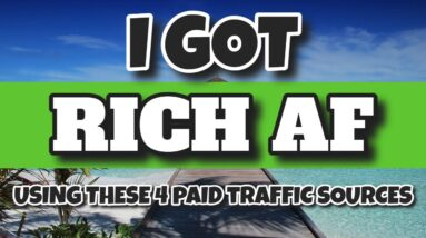 Best Paid Traffic Sources For Affiliate Marketing (That Made Me Rich)