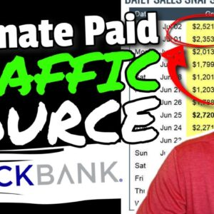 Best Paid Traffic Sources For Clickbank Affiliate Products ($500K+ Sources)
