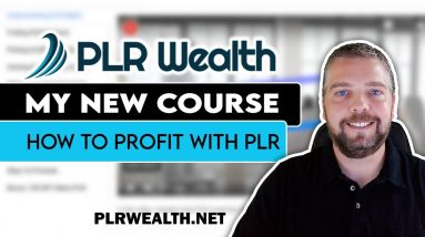 PLR Wealth Review   How To Resell PLR As Your Own