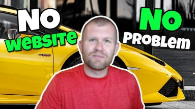 Affiliate Marketing WITHOUT a Website - $1851.85 A Day Proof!