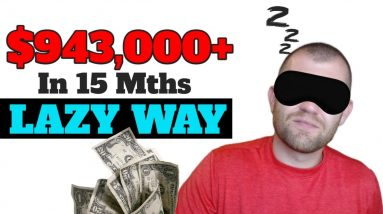 MAKING MONEY ONLINE HAS NEVER BEEN THIS EASY - $943,000+ VIDEO PROOF